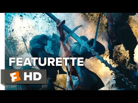 Transformers: The Last Knight Featurette -...