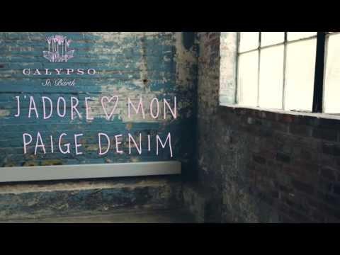 J'Adore Mon Paige Denim