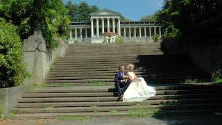 Свадьба в Сочи. S&L - Наша свадьба - Огни любви