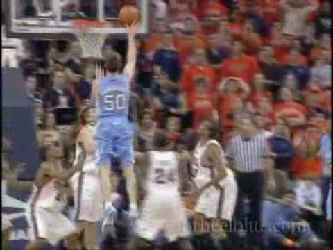 A Tribute to Tyler Hansbrough • UNC All-Time Leading ...