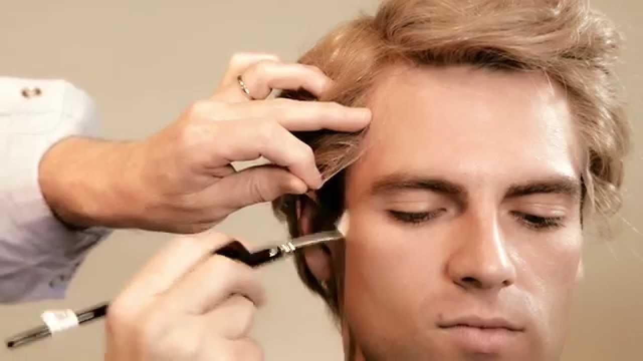 Film Quality Men s Wigs - YouTube a62cc56d4