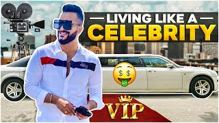 Living like a *CELEBRITY* for 24 hours !! *Limousine*