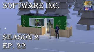 Research Patent and Shadow Killer 3! - Software Inc. Alpha 9 Season 2 Ep. 22