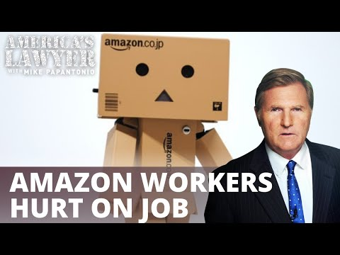 Staggering Number of Amazon Workers Hurt on the Job