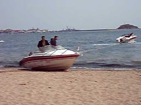 Boat Tug Help in Qingdao