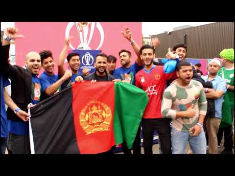 2019 cricket world cup latest updates [ Afghan boys Represent AFG cricket team for ICC world cup]