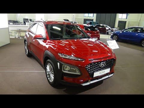 2020 Hyundai Kona 1.0 T-GDI YES! Plus - Exterior and Interior - Autotage Berlin 2019