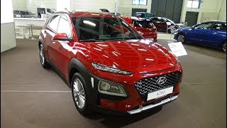 2020 Hyundai Kona 1.0 T-gdi Yes! Plus - Exterior And Interior - Autotage Berlin 2019