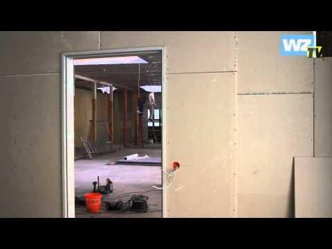 WZ-TV: Jobcenter baut ein neues Stadtteilzentrum am Arrenberg
