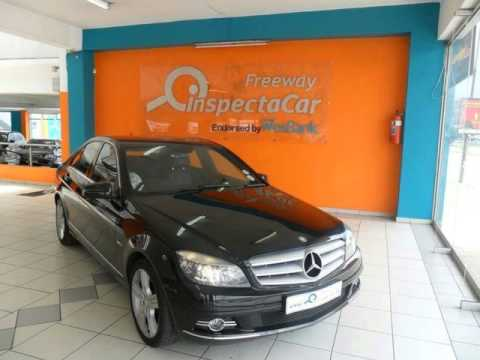 2011 MERCEDES-BENZ C200 CGi Auto For Sale On Auto Trader South Africa