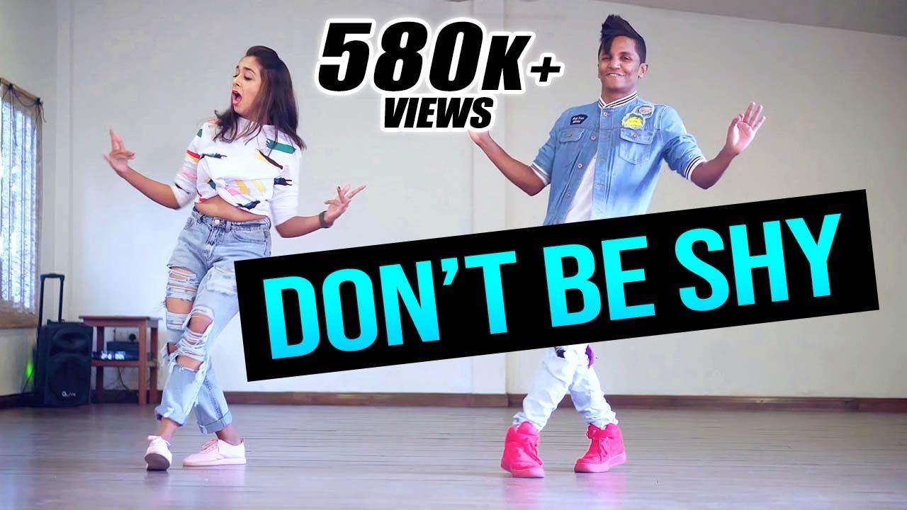Download DON'T BE SHY AGAIN DaNcE | RaMoD & SACHINI | RaMoD Choreography !!!