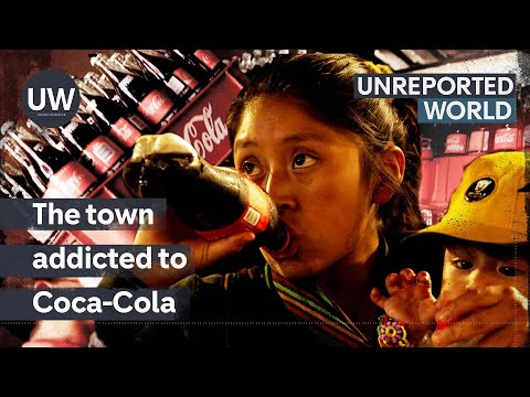 Dumb Idol Worshiping Mexican's Killing Themselves With Coca Cola
