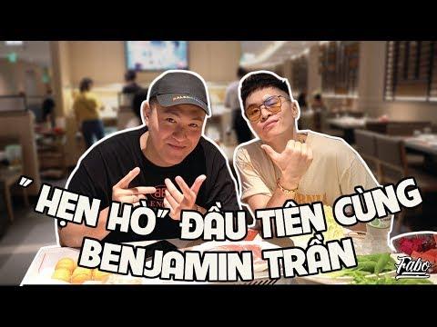 """"""" Hẹn Hò"""" Đầu Tiên Cùng Benjamin Trần"""