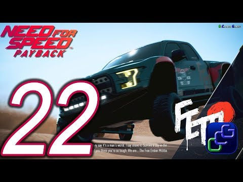 NEED FOR SPEED Payback PC 2K Walkthrough - Part 22 - Runner, Offroad