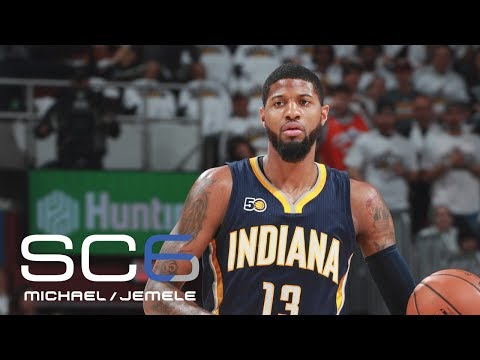 Pacers Keeping Options Open For Possible Paul George Trade | SC6 | June 20, 2017