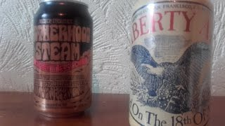 Anchor Brewing Co - Brotherhood Steam Beer (California Common) | Liberty Ale (American Pale Ale)