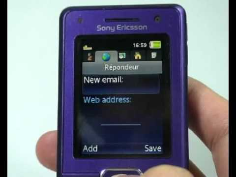 Sony-Ericsson K770i - Démonstration, prise en main et test