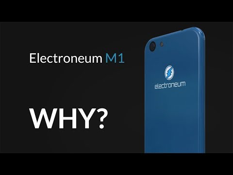 Why Has Electroneum Launched A Smartphone?   Electroneum