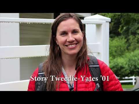 Story Tweedie-Yates '01 returns to Overlake