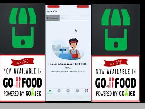 Cara Daftar Gofood Online 2019 Langsung Di Terima Youtube