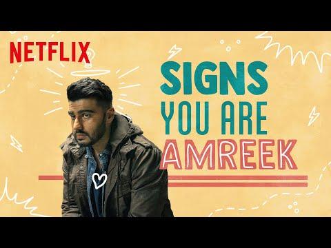 Arjun Kapoor As Amreek   Sardar ka Grandson   Netflix India
