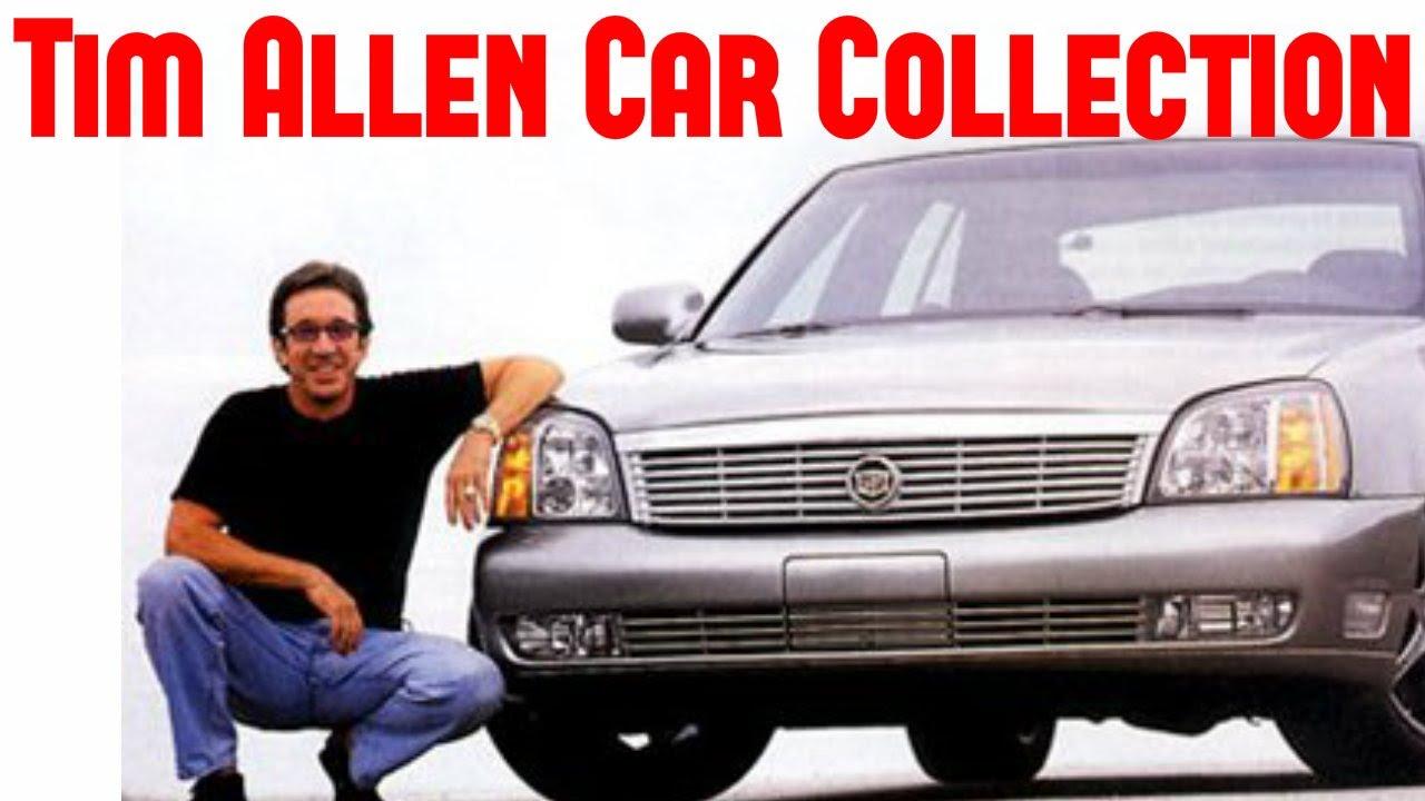 Tim Allen Cars >> Tim Allen Car Collection 2017