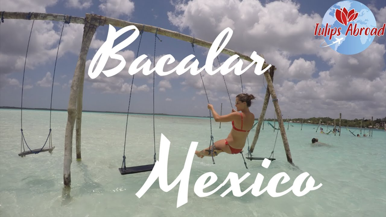 Bacalar, The most beautiful place of Mexico | Maledives of Mexico | Travel vlog #17