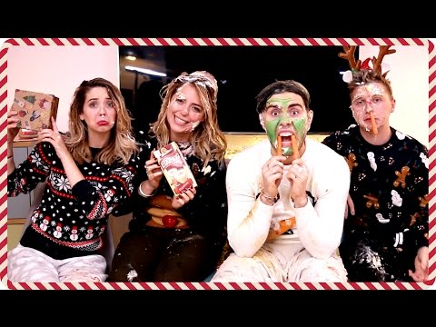 Thumbnail: Pass The Present Challenge | Zoella