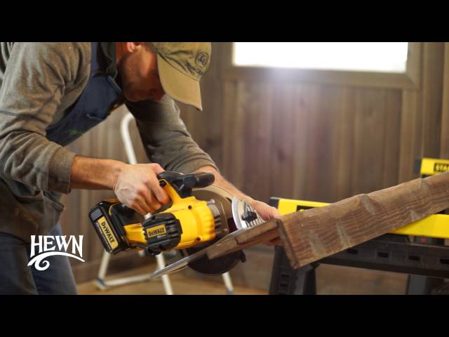 DIY -  Beam Installation