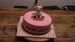 """Торт """"Кошечка Мари""""/ Marie Aristocats Cake"""