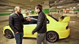 Выбор: Mitsubishi EVO или  Subaru wrx sti + Мнение Ярослава Ефремова
