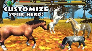 🐴Wild Horse Simulator-Part 2-By Gluten Free Games (Classic)-IOS/Android