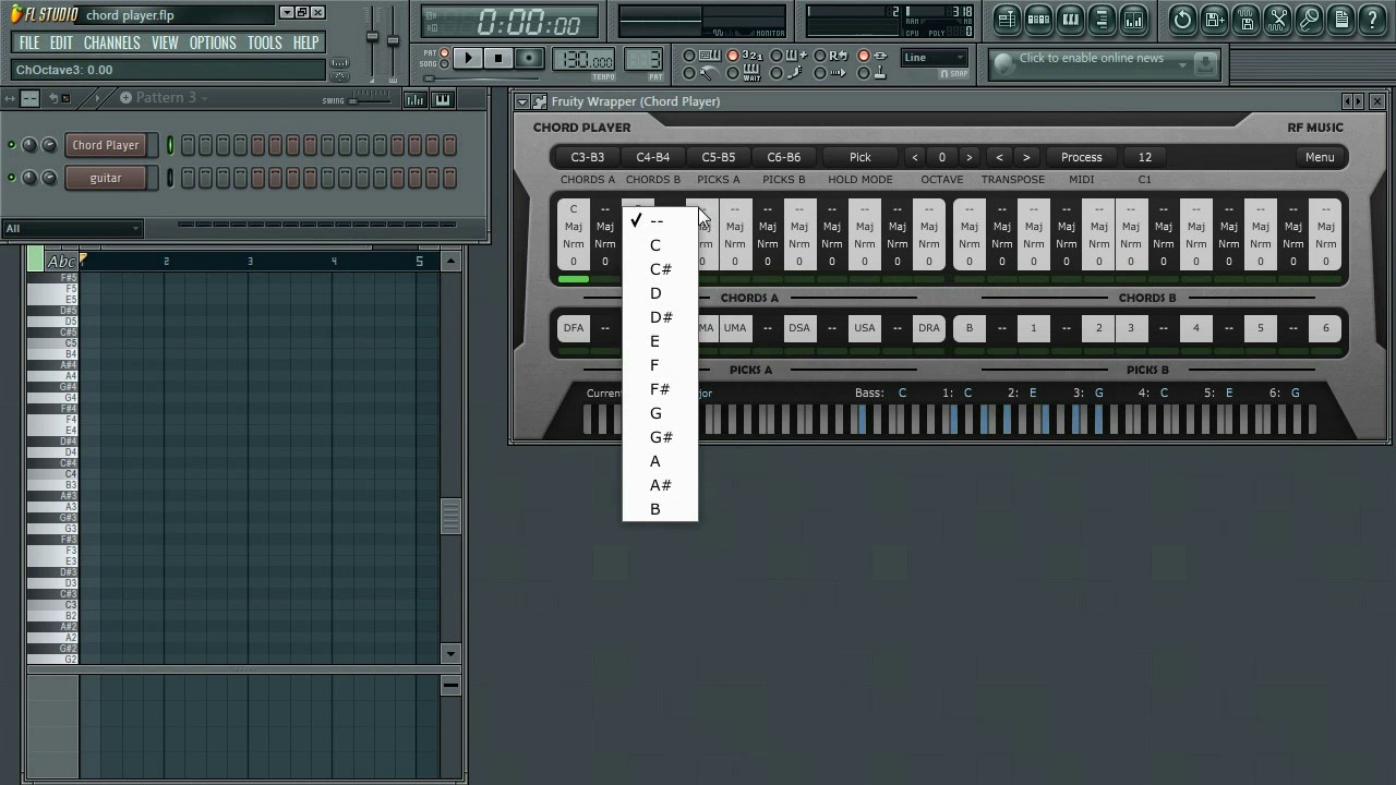Chord Player Introduction