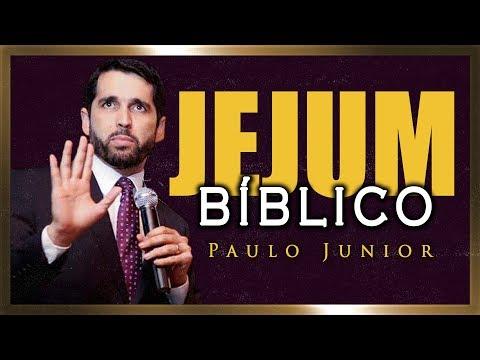 Jejum Bíblico - Paulo Junior