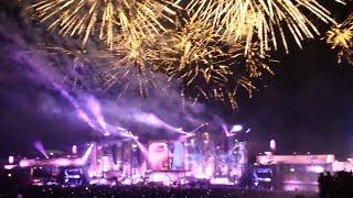 Titanium - David Guetta (Live at Tomorrowland Brasil, 03/05/2015) #Fireworks!