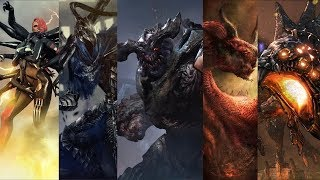 Top 10 Video Game Boss Battles