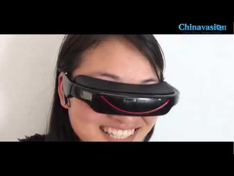 72 Inch Virtual Screen Cinema Glasses  Video Glasses With Large Virtual Display Screen2)