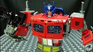 Power of the Primes Leader OPTIMUS PRIME: EmGo's Transformers Reviews N' Stuff