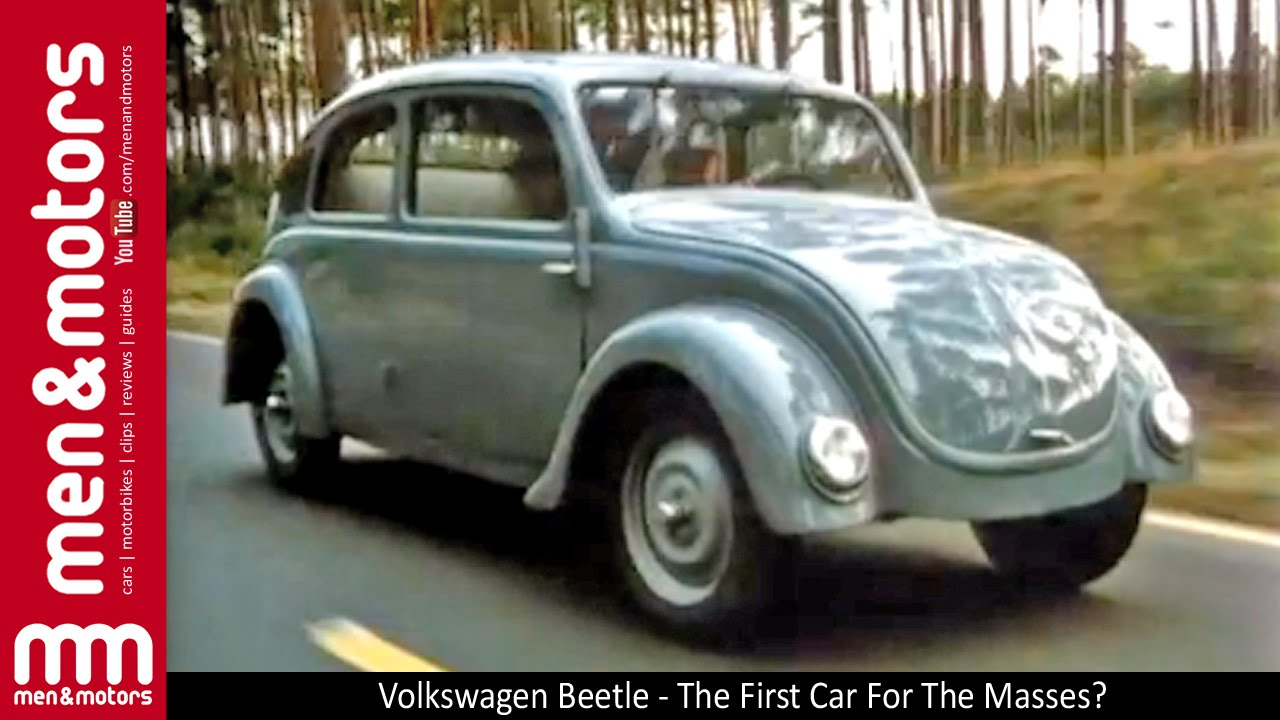 Volkswagen Beetle First Year – Another Cars Log\'s