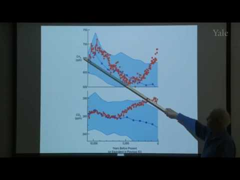 Early Anthropogenic Transformations of Earth's Climate: Prof William Ruddiman