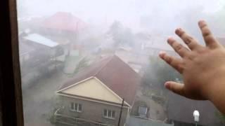 Ураган в Семипалатинске