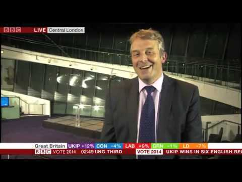 Dimbleby, Donovan and the saga of the London European Election Results 2014