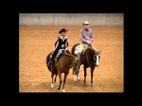 Western Horsemanship 2006 - 2008 Select World, Amarillo, TX