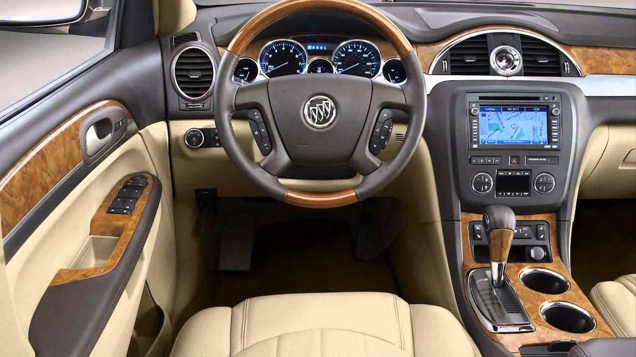2015 buick enclave - YouTube