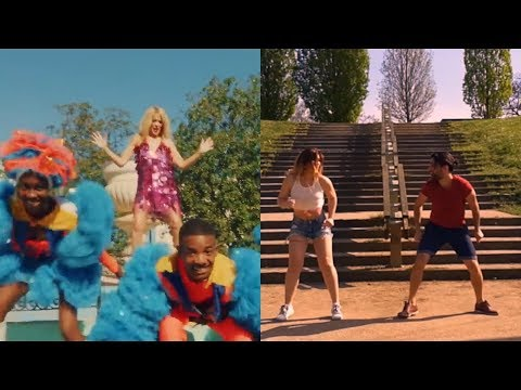 Stop Me From Falling - Kylie Minogue -  Zumba choreo by Adrien & Florine
