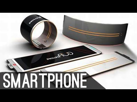 The Future of Smartphones!