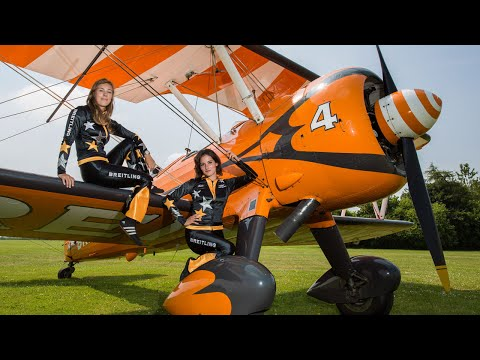 Breitling Wingwalkers Reveal What It Takes