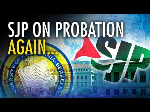 Pro-Palestinian Students On Probation AGAIN | Campus Unmasked