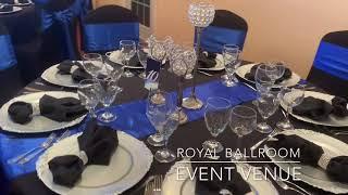 The Grand Ballroom - Royal Ballroom Event Venue