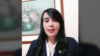 LFRM - Mensaje de la docente Lorena Patricia Bedoya Palacio